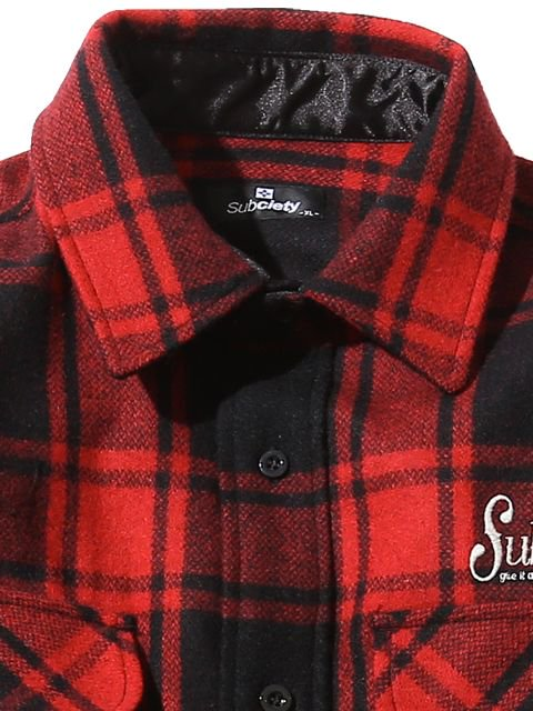 [SUBCIETY] CPO SHIRT-rockabilly-(RE)2