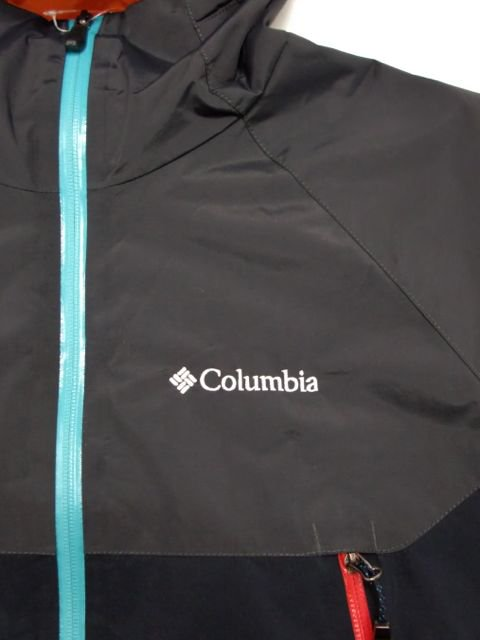 [COLUMBIA] DECRUZ SUMMIT II JACKET1