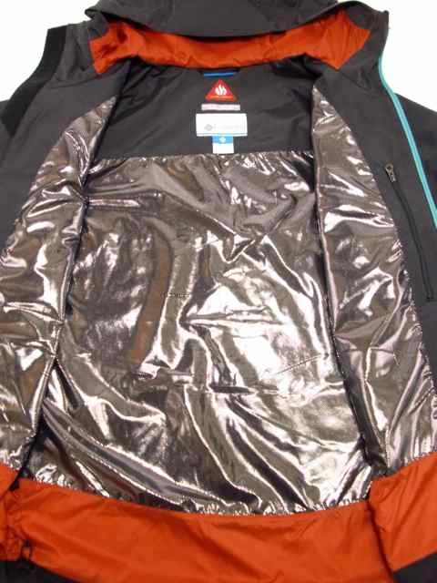 [COLUMBIA] DECRUZ SUMMIT II JACKET2