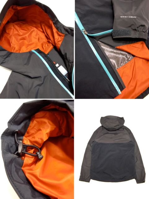 [COLUMBIA] DECRUZ SUMMIT II JACKET3