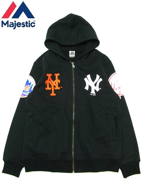 [MAJESTIC] NEW YORK FULL ZIP PARKA