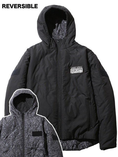 [SUBCIETY] HOODED JACKET