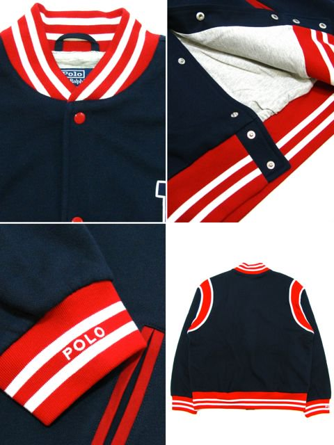 [POLO Ralph Lauren] THE STADIUM 1992 P-WING TRACK JACKET3