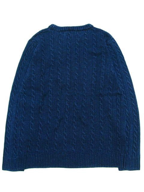 [PROJECT SR'ES] DYED KNIT SWEATER3