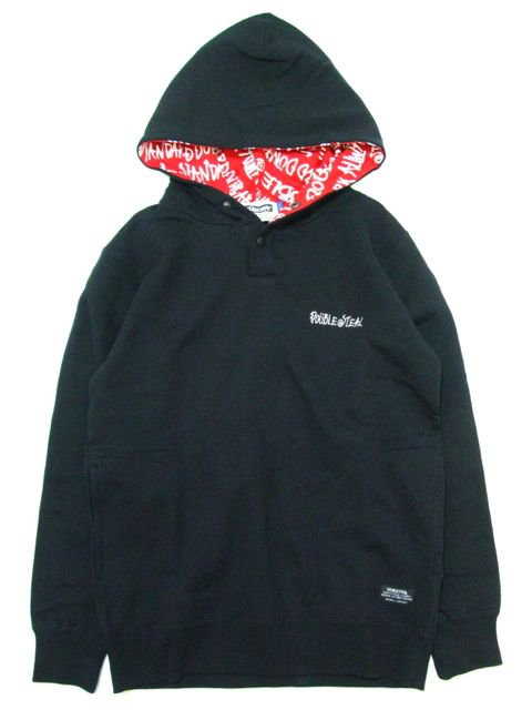 [DOUBLE STEAL] BYAS LOGO HOOD