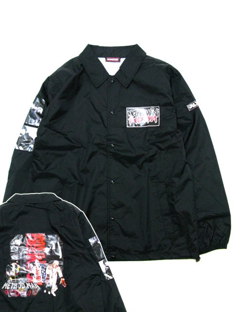 [MANIC DEE] RD MT SMOKIN' COACH JACKET
