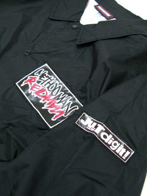 [MANIC DEE] RD MT SMOKIN' COACH JACKET1