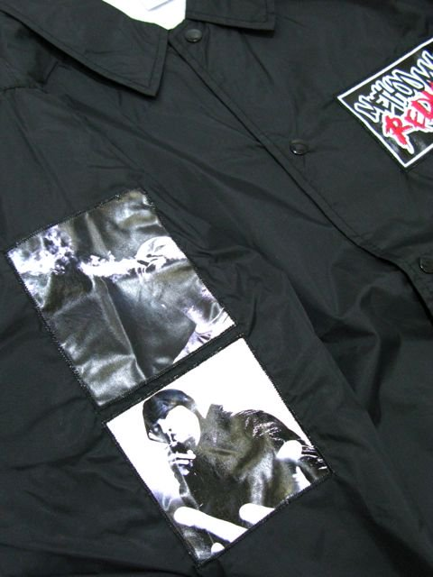 [MANIC DEE] RD MT SMOKIN' COACH JACKET2