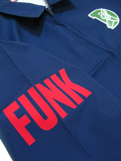 [MANIC DEE] JUST DIG IT. FUNK 1992 DRIZZLER JACKET(Lt.NV)3