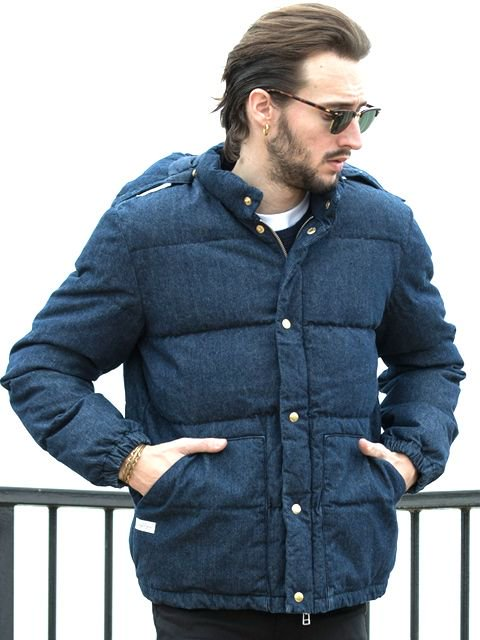 [PROJECT SR'ES] MASSIVE DENIM JKT