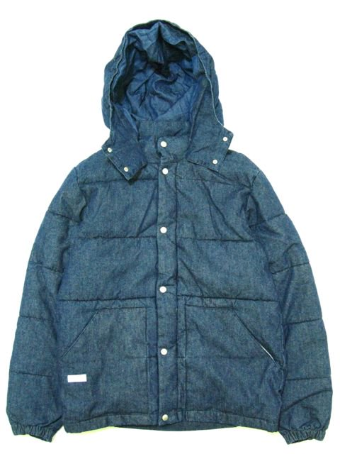 [PROJECT SR'ES] MASSIVE DENIM JKT1