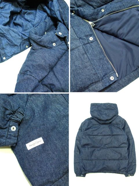 [PROJECT SR'ES] MASSIVE DENIM JKT3