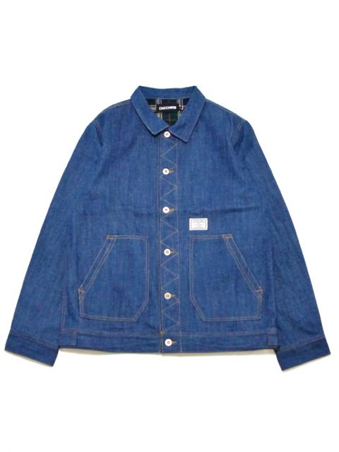 [CHICCHORD] DENIM JACKET