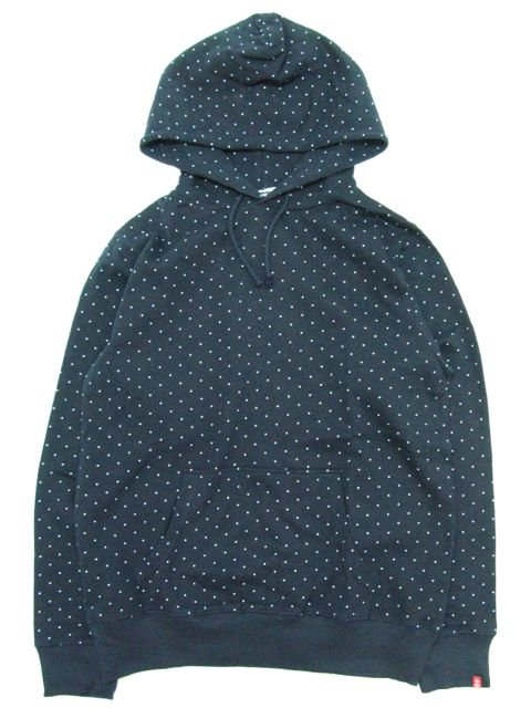 [DOUBLE STEAL] DOT PRINT PARKA