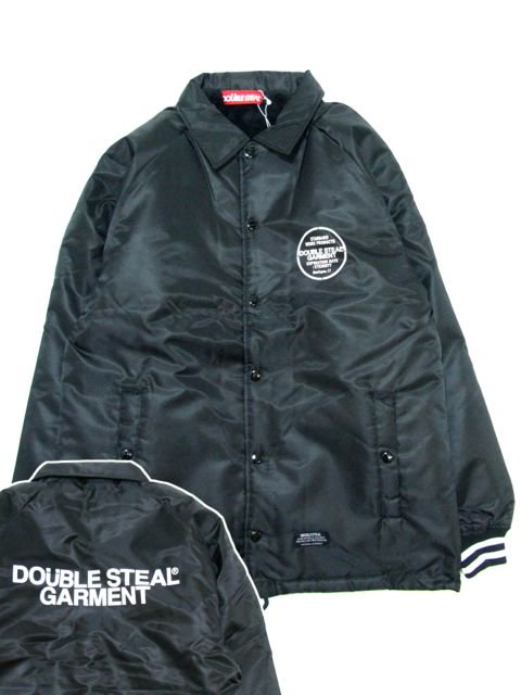 [DOUBLE STEAL] BORE COACH JACKET