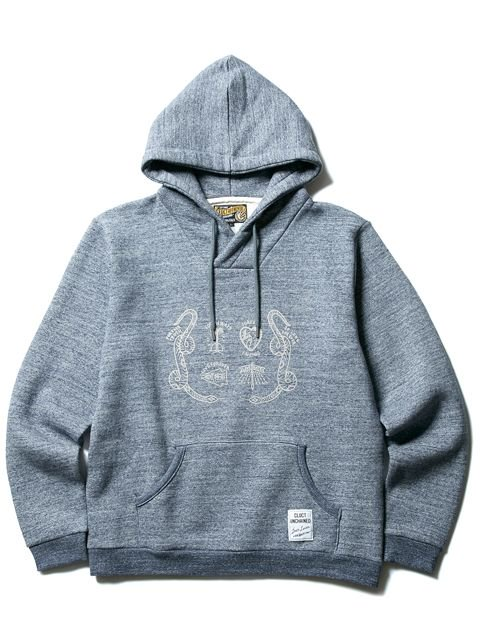 [CLUCT] ORIGINAL HOODED PULLOVER