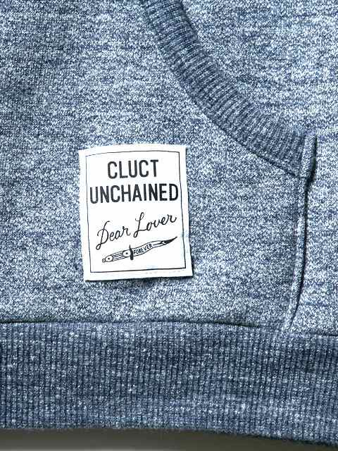 [CLUCT] ORIGINAL HOODED PULLOVER3