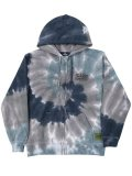 [SUBCIETY] TIE DYE ZIP PARKA-EMOTION-