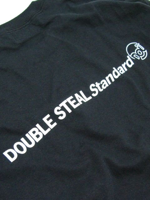 [DOUBLE STEAL] POCKET LINE DOU L/S TEE(BK)3