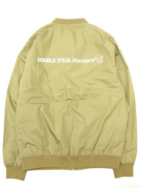 [DOUBLE STEAL] LINE DOU STADIUM JACKET2