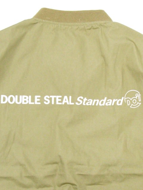 [DOUBLE STEAL] LINE DOU STADIUM JACKET3