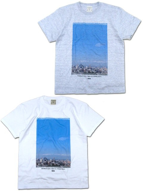 [NATURAL BICYCLE] Sapporo Photo Tee