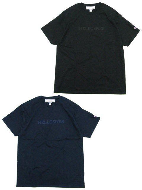 [PROJECT SR'ES] CHAMPION PRINTED TEE