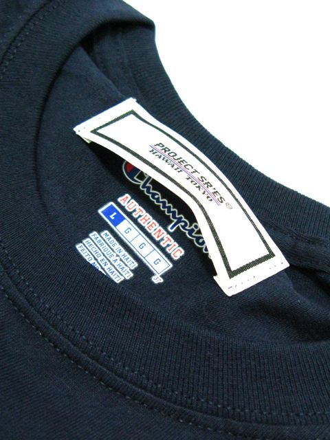 [PROJECT SR'ES] CHAMPION PRINTED TEE3