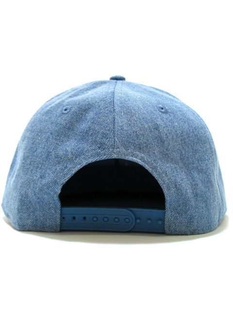 [SUBCIETY] DENIM SNAP BACK CAP2