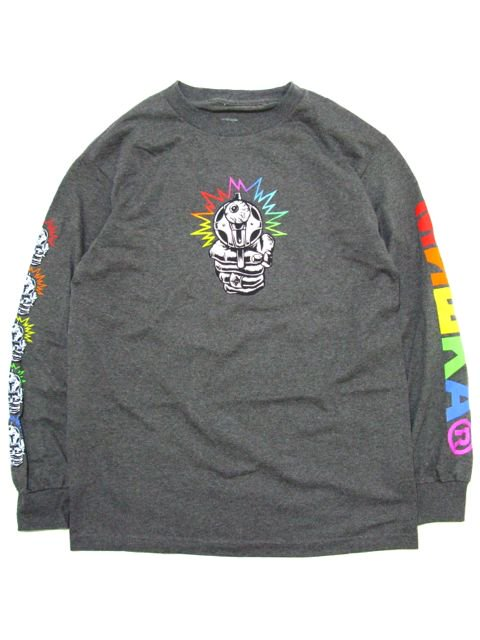 [MISHKA] LAMOUR ON SIGHT L/S TEE