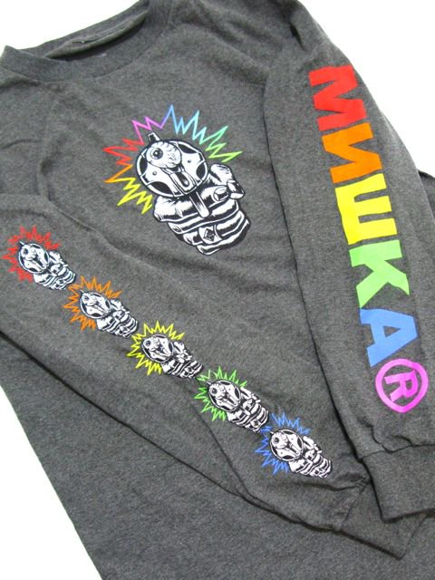 [MISHKA] LAMOUR ON SIGHT L/S TEE2