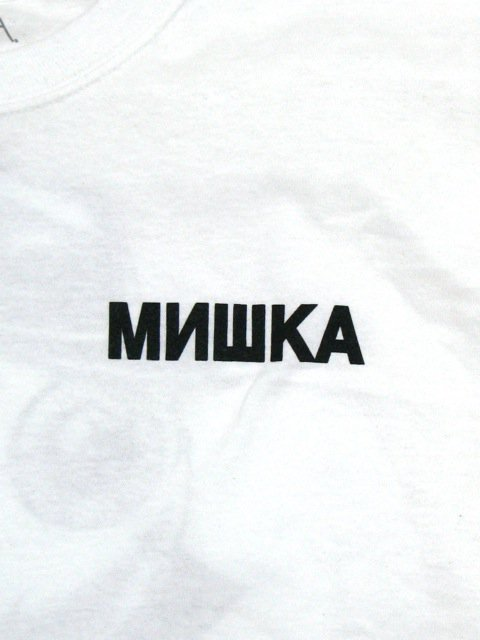 [MISHKA] NEIGHBORHOOD KEEP WATCH LONG SLEEVE TEE1