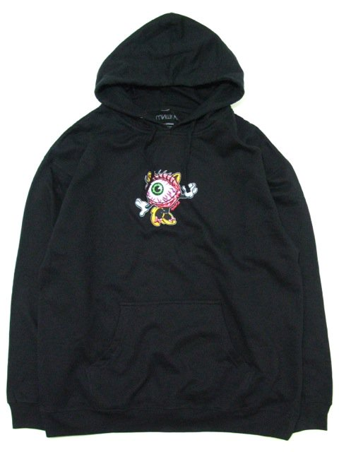 [MISHKA] LAMOUR LADY KEEP WATCH PULLOVER HOODIE