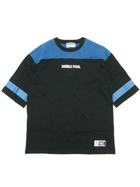 [DOUBLE STEAL] FOOTBALL TEE