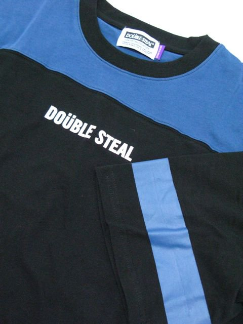 [DOUBLE STEAL] FOOTBALL TEE1