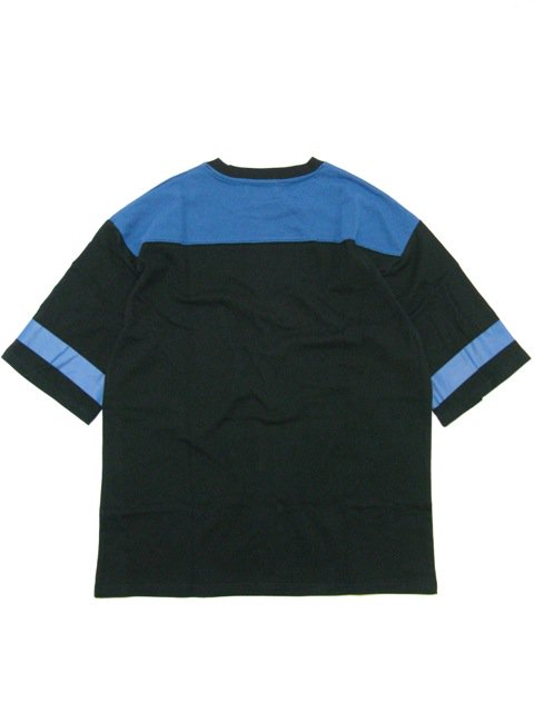 [DOUBLE STEAL] FOOTBALL TEE3