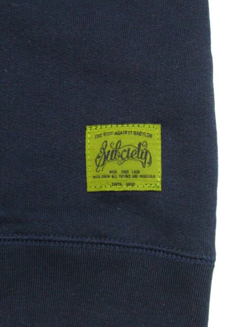 [SUBCIETY] SWEAT S/S-GLORIOUS-(NV)3