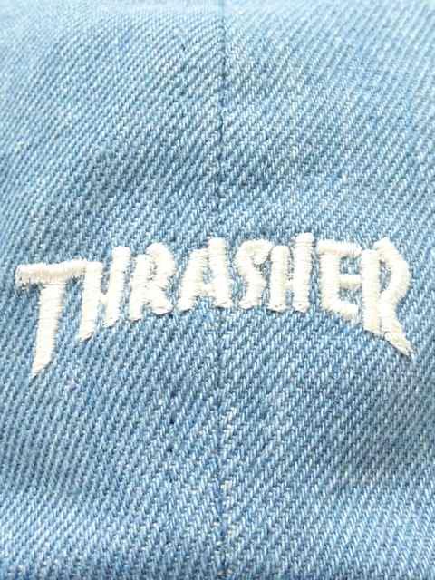 [THRASHER] MAG LOGO LOW CAP(Lt.IN)1