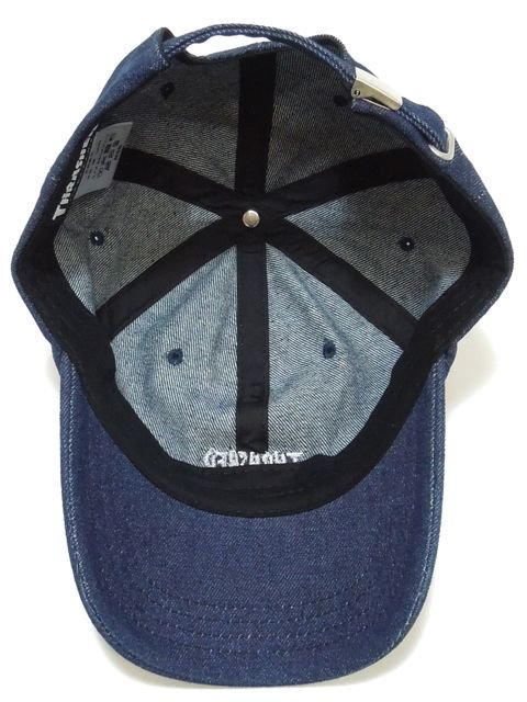 [THRASHER] MAG LOGO LOW CAP(Dk.IN)3