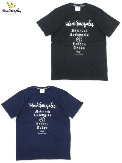 [MARK GONZALES] GLOBAL CITY TEE