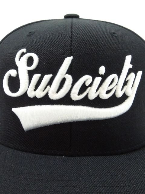 [SUBCIETY] SNAP BACK CAP -GLORIOUS-1