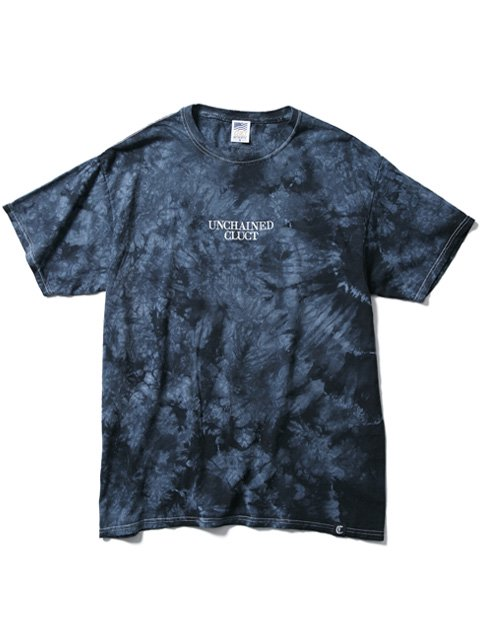 [CLUCT] TIEDYE TEE(BK)1