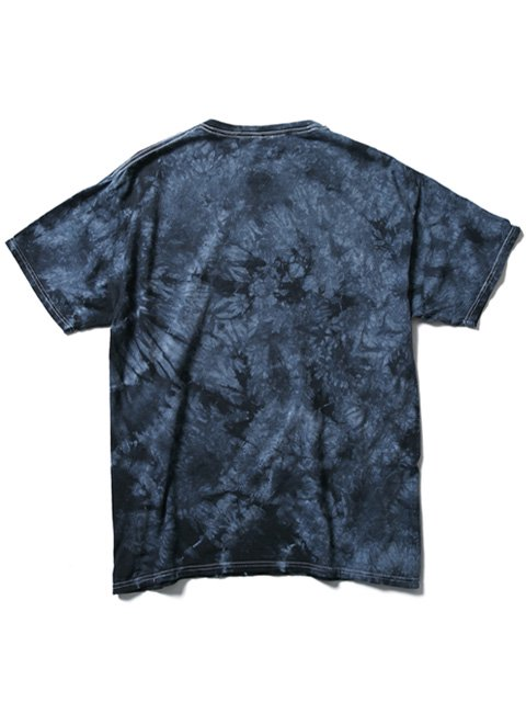 [CLUCT] TIEDYE TEE(BK)3