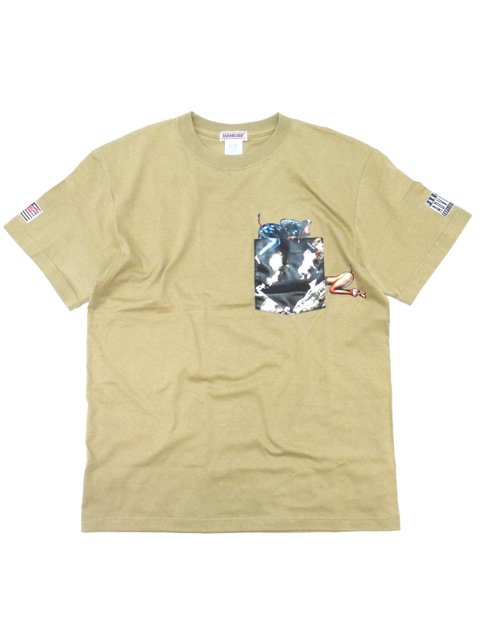 [MANIC DEE] DOGG POCKET TEE