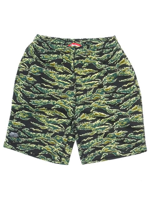 [DOUBLE STEAL] CAMO SWEAT PANTS