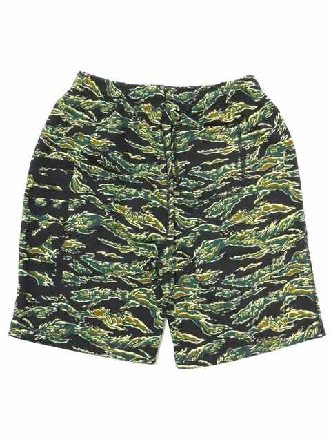 [DOUBLE STEAL] CAMO SWEAT PANTS3