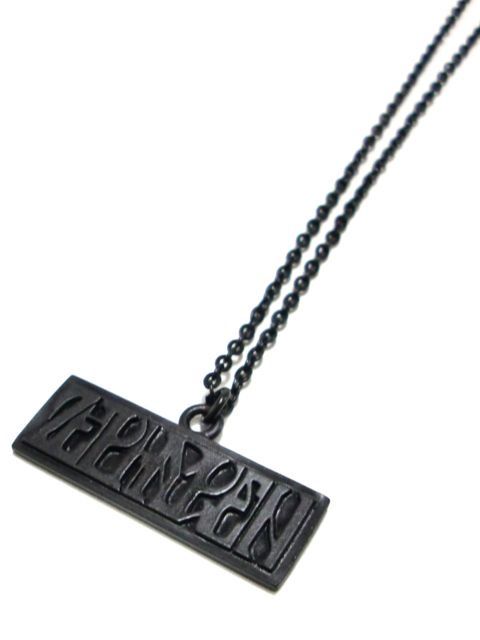 [ZEPHYREN] METAL NECKLACE -VISIONARY-1