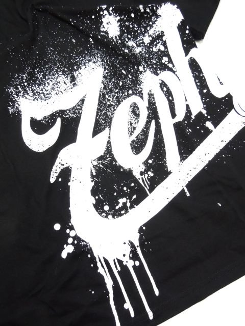 [ZEPHYREN] S/S TEE -BEYOND SPLASH- 1