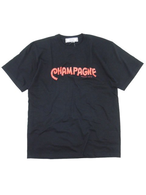 [PROJECT SR'ES] CHAMPAGNE DAYS TEE