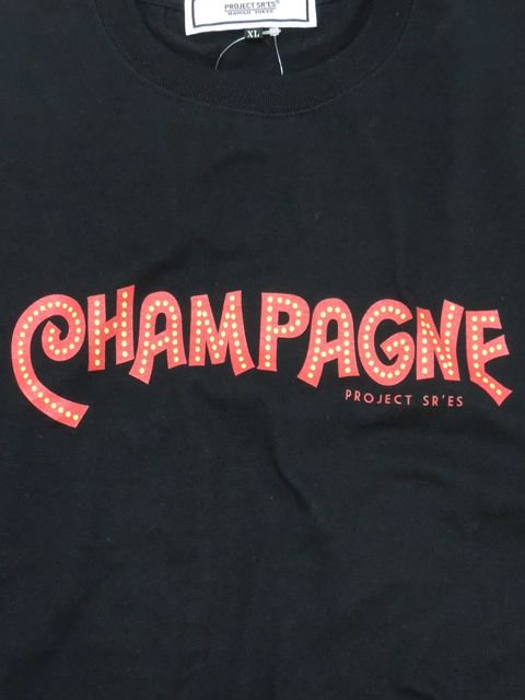[PROJECT SR'ES] CHAMPAGNE DAYS TEE1